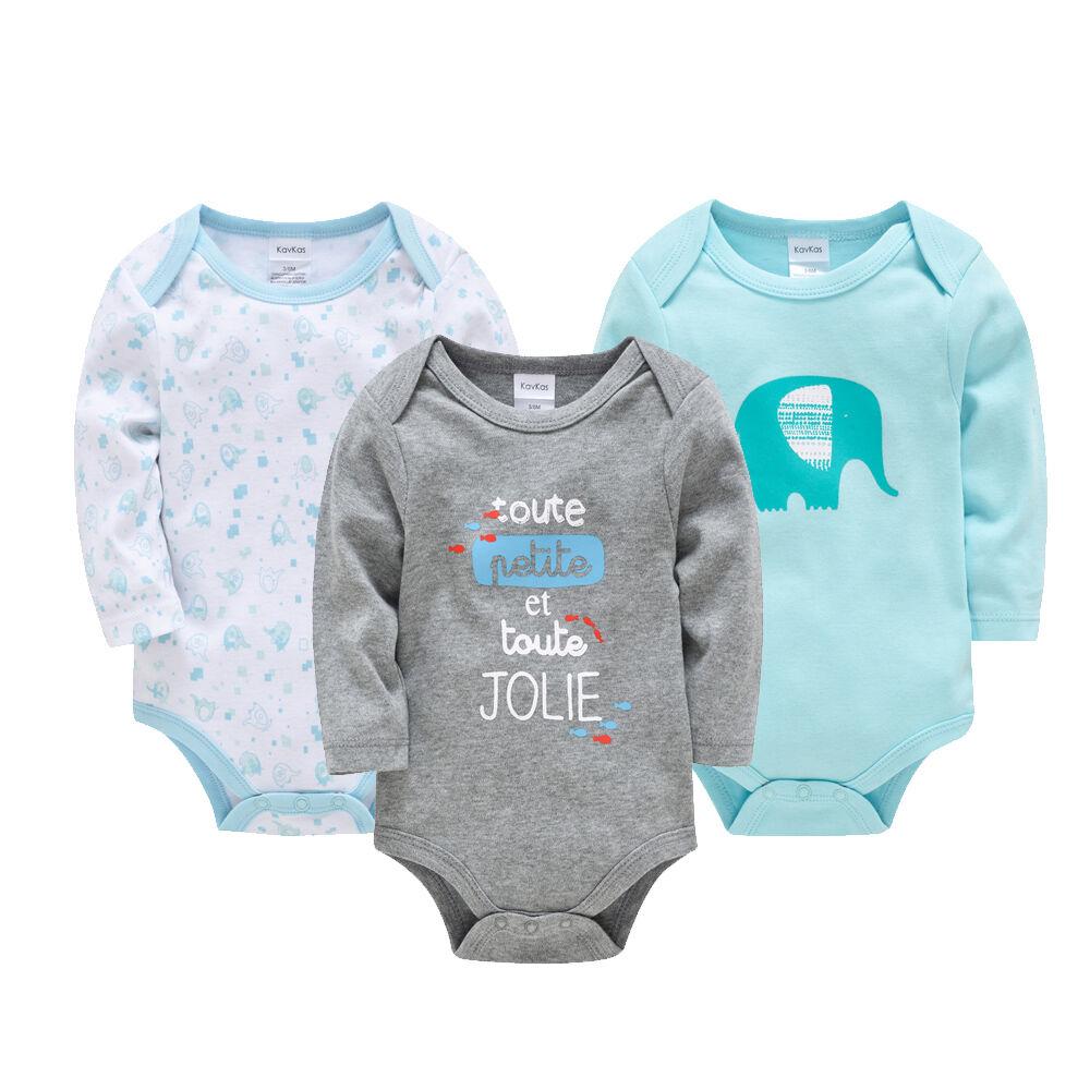 Bébé barboteuses 100% coton bébé barboteuse nouveau-né vêtements ensembles