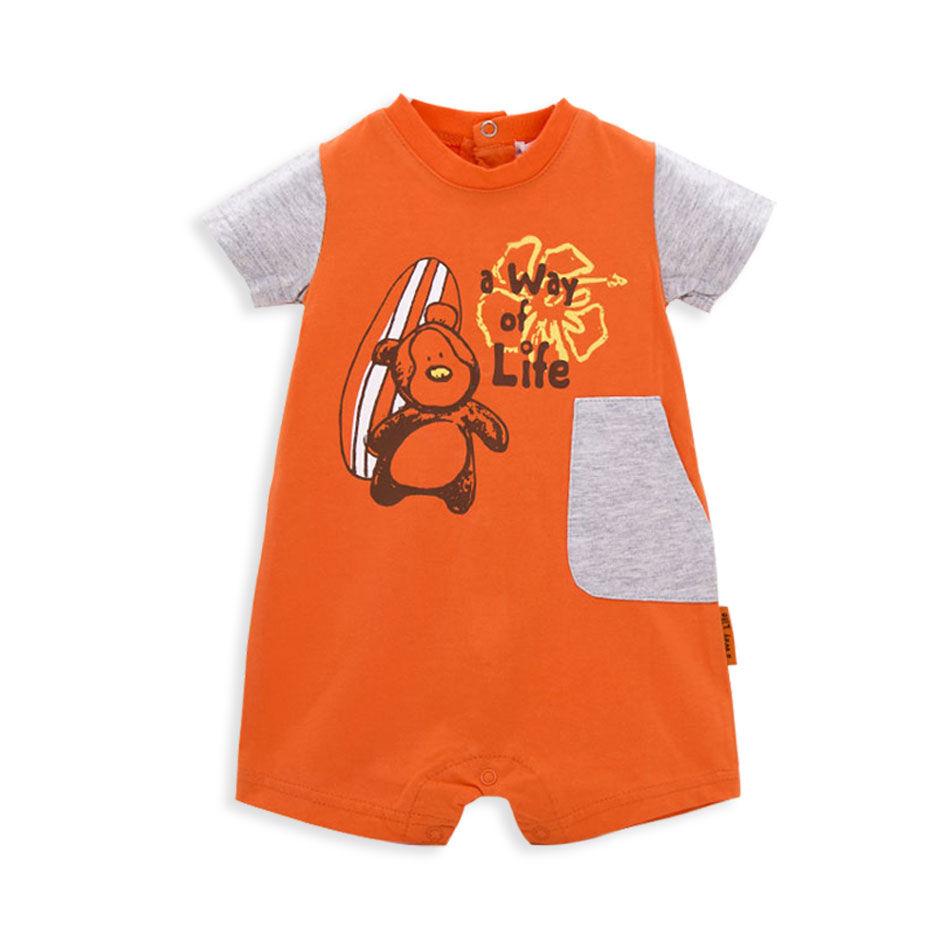 100% coton barboteuse bébé garçon vêtements filles vêtements body