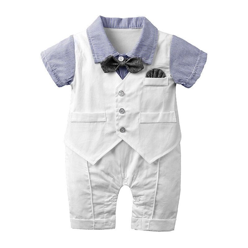 Américain boutique bébé garçons ensembles de vêtements d'été à manches courtes beau en ligne pas cher bébé vêtements
