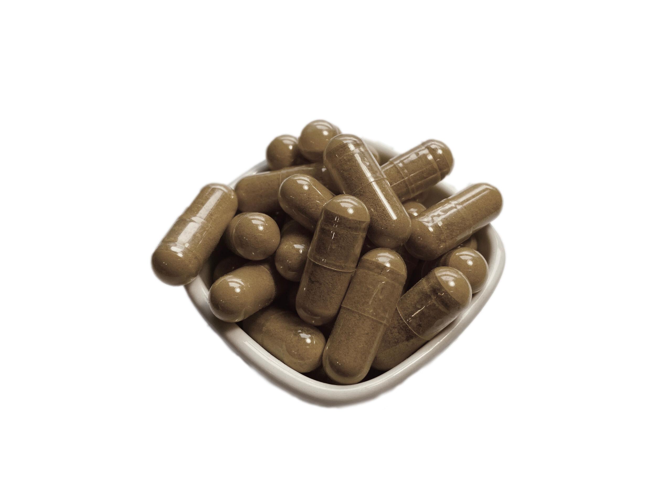 Gina-Épices Maca - Ginseng Péruvien- Gélules 500 mg