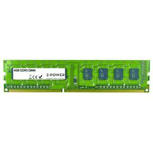 2-Power Mémoire 4GB DDR3L 1600MHz 1RX8 1.35V DIMM - MEM2203A