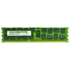 2-Power Mémoire 8GB DDR3L 1600MHz ECC RDIMM 2Rx4 - MEM8752A
