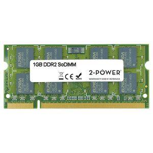 2-Power Mémoire soDIMM 1GB DDR2 533MHz - 2P-V000061780