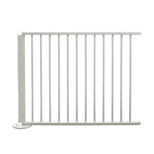 Geuther Extension pour barrière de sécurité + 95 cm - Weiß