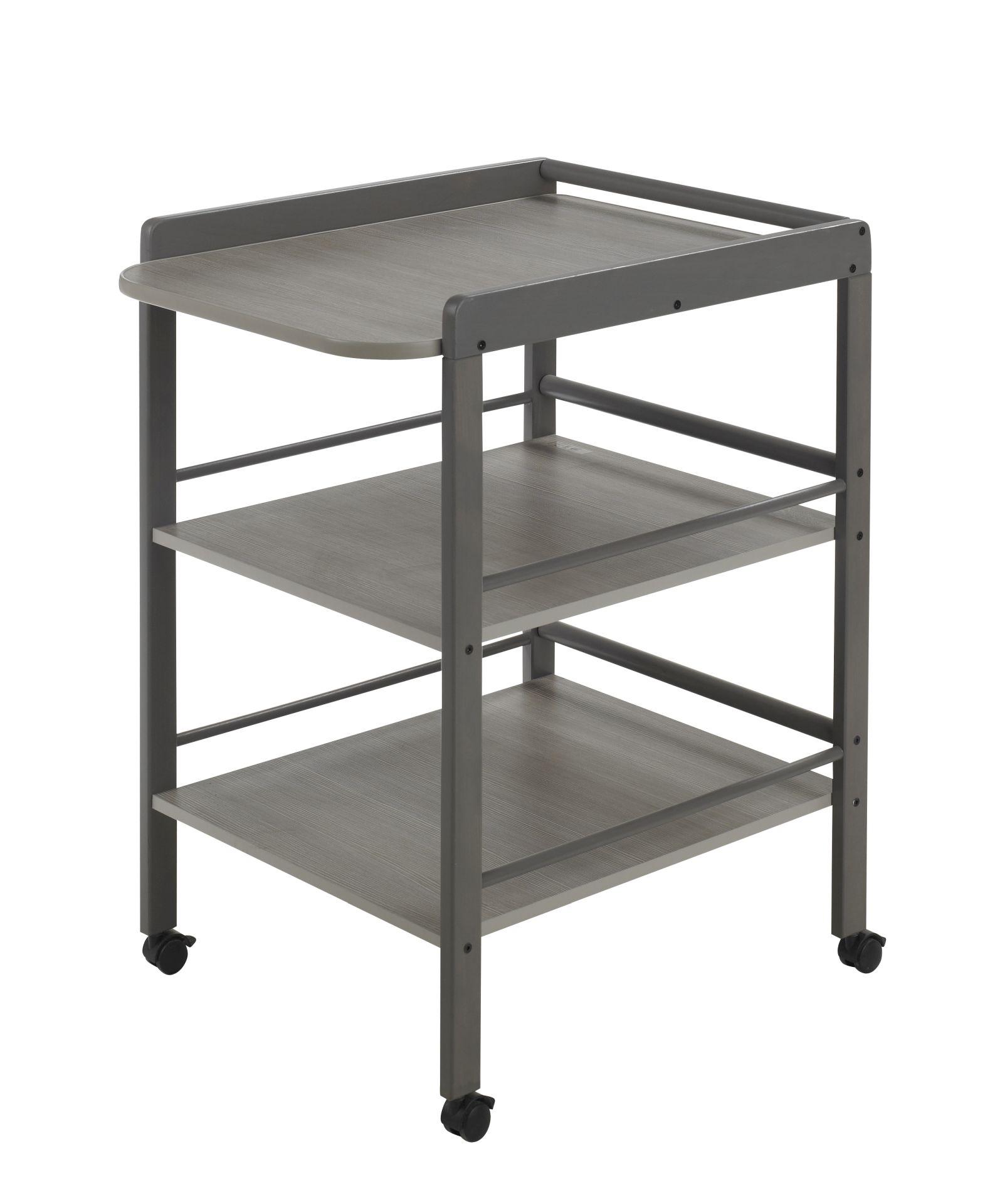 Geuther Table à langer Clarissa - Schlamm
