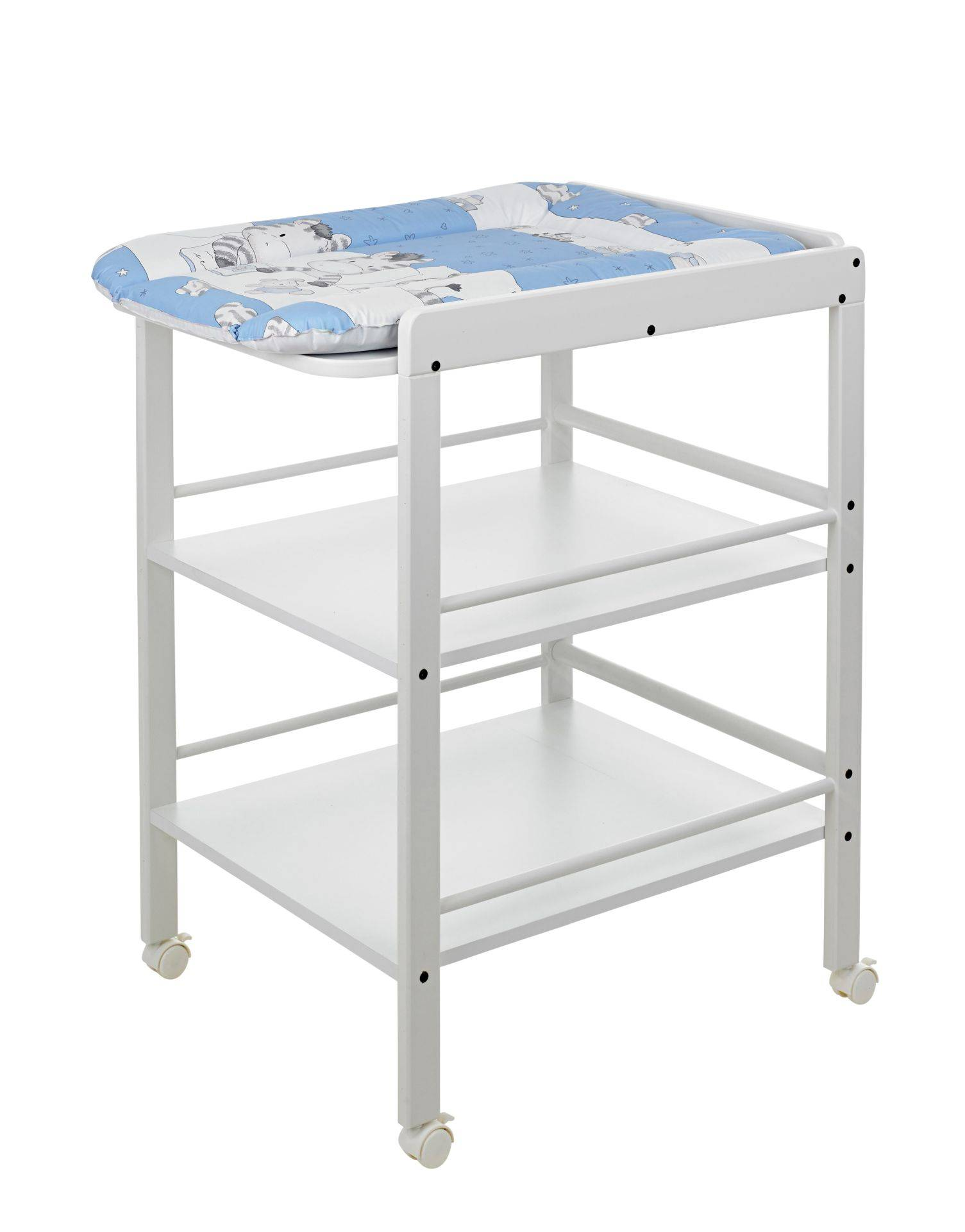 Geuther Table à langer Clarissa - Weiß