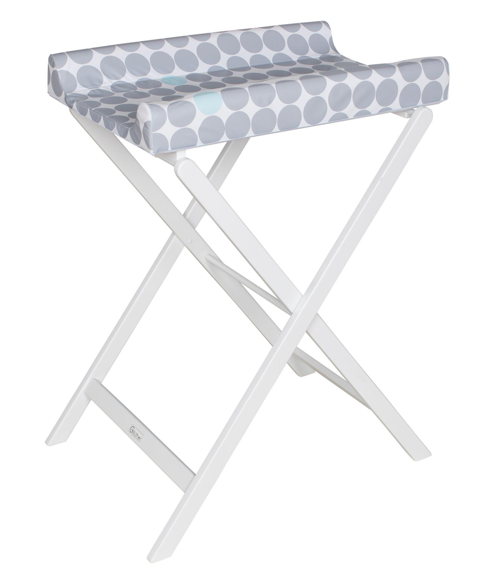 Geuther Table à langer pliante Trixi - Natur