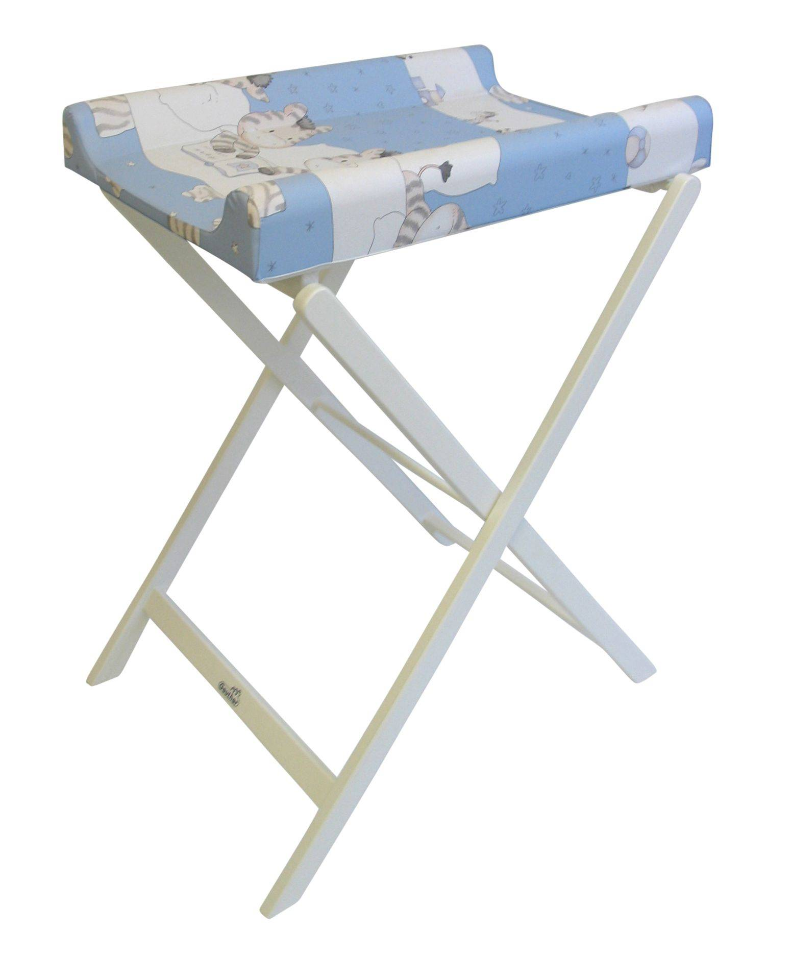 Geuther Table à langer pliante Trixi - Weiß