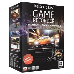 Kaiser Baas Enregistreur de jeux du Kaiser Baas - Publicité