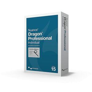 Nuance Comm Nuance Dragon Professional Individual 15 version complète avec casque sans fil