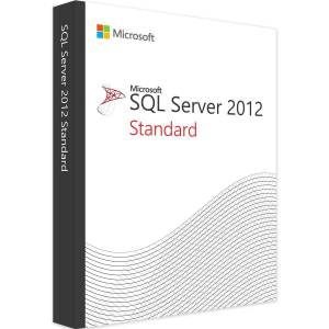Microsoft Co Microsoft SQL Server 2012 Standard 1 Device CAL