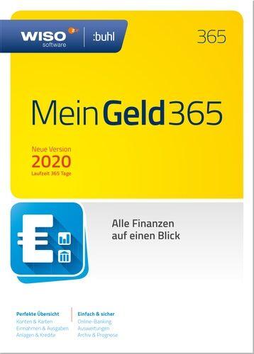 BUHL WISO My money 365 Vers.2020 Durée 365 jours Télécharger
