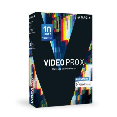 MAGIX Video Pro X - 10 Version complète