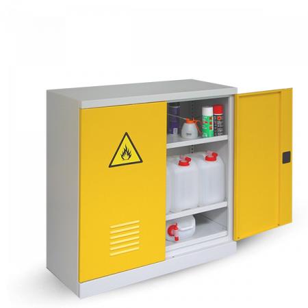 Axess Industries Armoire basse de sécurité pour produits dangereux