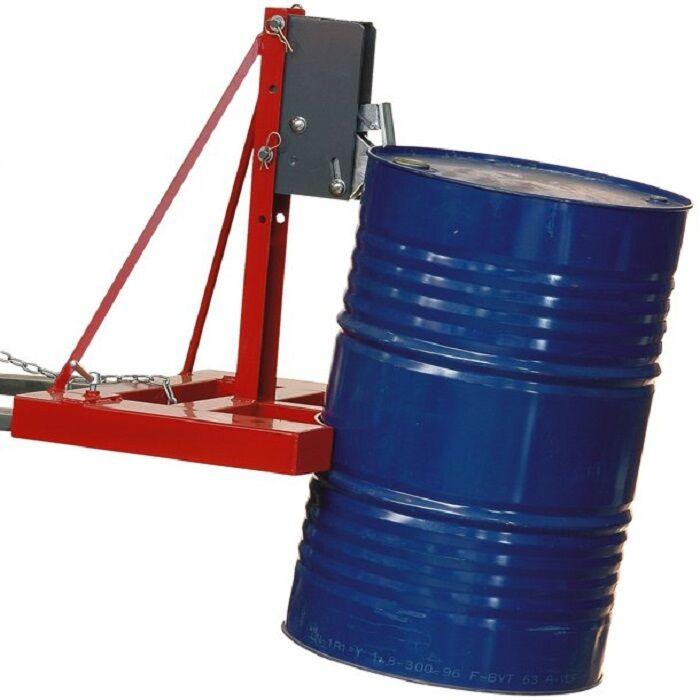 Axess Industries Pince à fûts automatique latéral