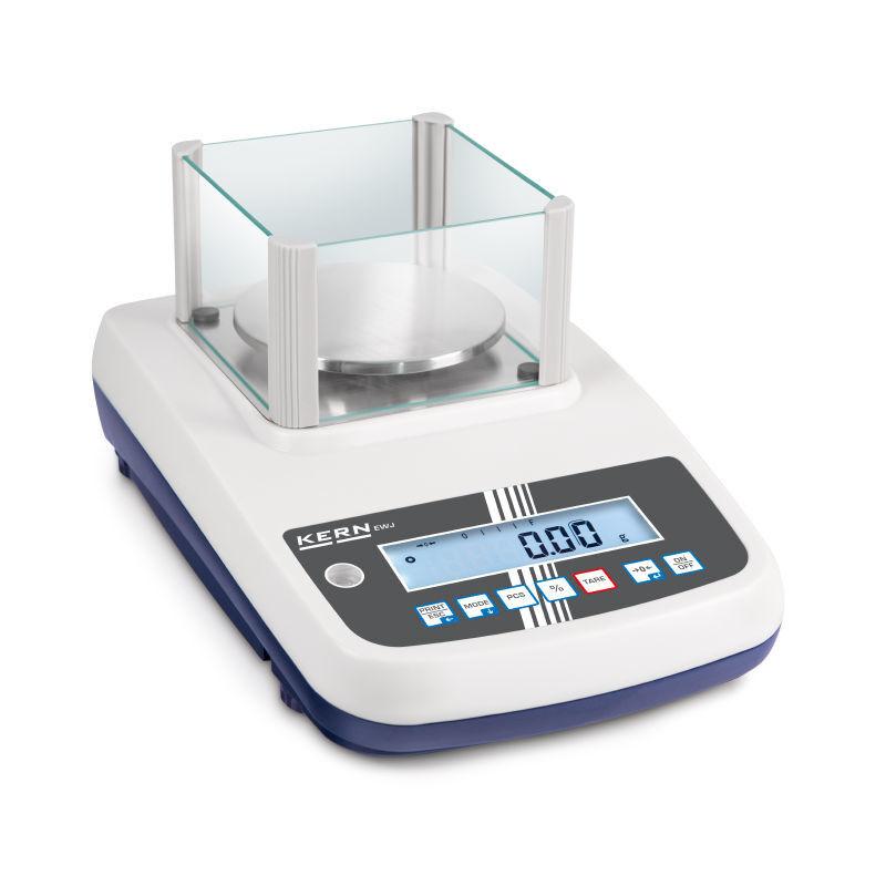 Axess Industries Balance de laboratoire & pharmacie avec ajustement interne auto   Capacité 60...