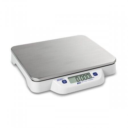 Axess Industries Balance ultra plate à plateau inox ou plastique   Capacité 20 kg   Matière pl...