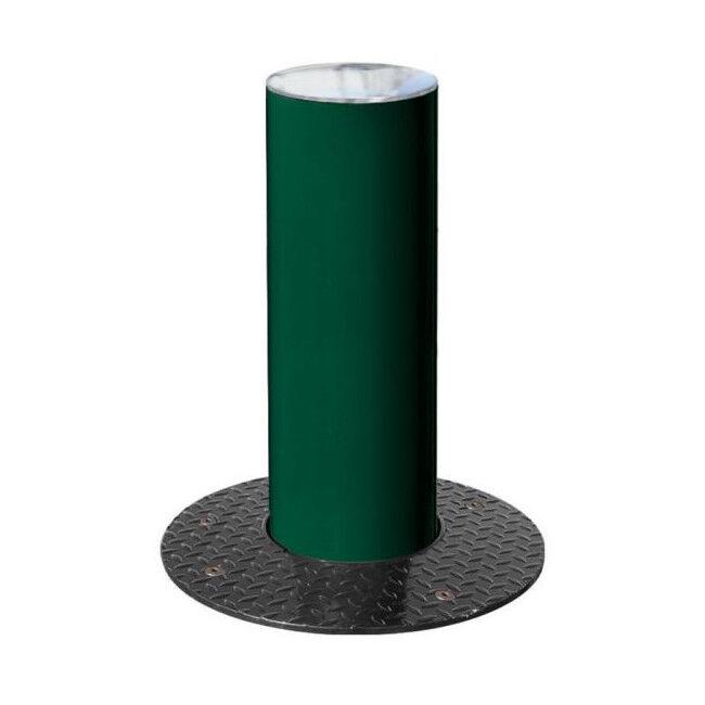 Axess Industries Borne rétractable   Pommeaux Barcelone   Dim. Øxh 160 x 705 mm