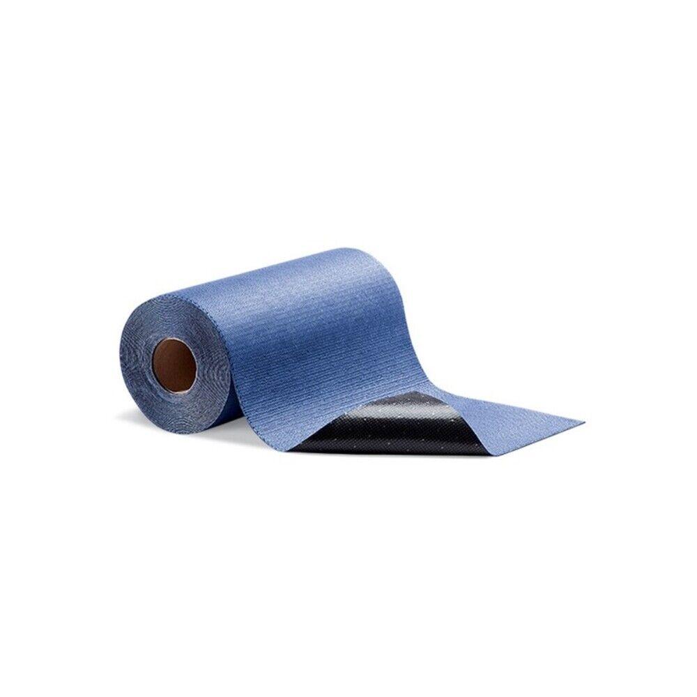 Axess Industries Tapis de sol absorbant adhérent tous liquides - 9 couches   Absorption 5 L