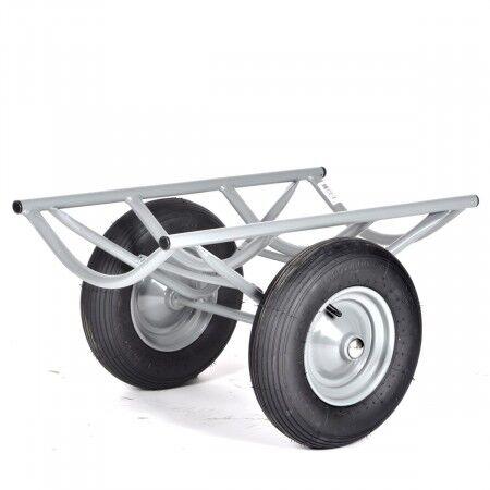 Axess Industries Chariot porte tapis   Type de roues Pneumatiques