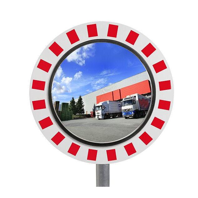 Axess Industries Miroir industriel inoxydable   Dist. max. utilisation 12 m   Dim. optique Ø 6...