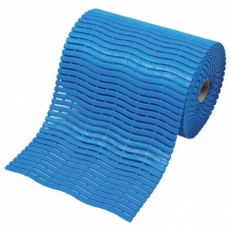 Axess Industries Caillebotis hygiénique PVC anti-bactériologique   Coloris Bleu   Dim. lxL 60 ...