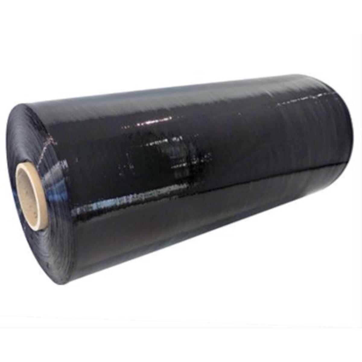 Axess Industries Film Etirable Automatique Noir 23 microns