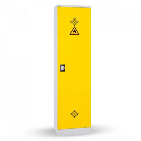 Axess Industries Armoire de sécurité 1 porte pour produits dangereux