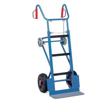 Fetra Diable chariot pour appareils ménagers   Type de roues Classique