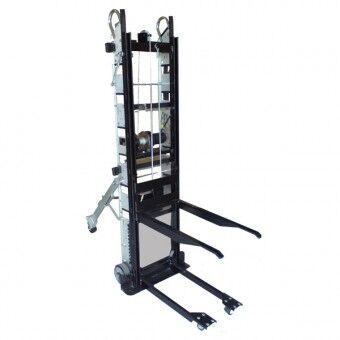 Axess Industries Diable électrique à fourches amovibles   Type de treuil Manuel