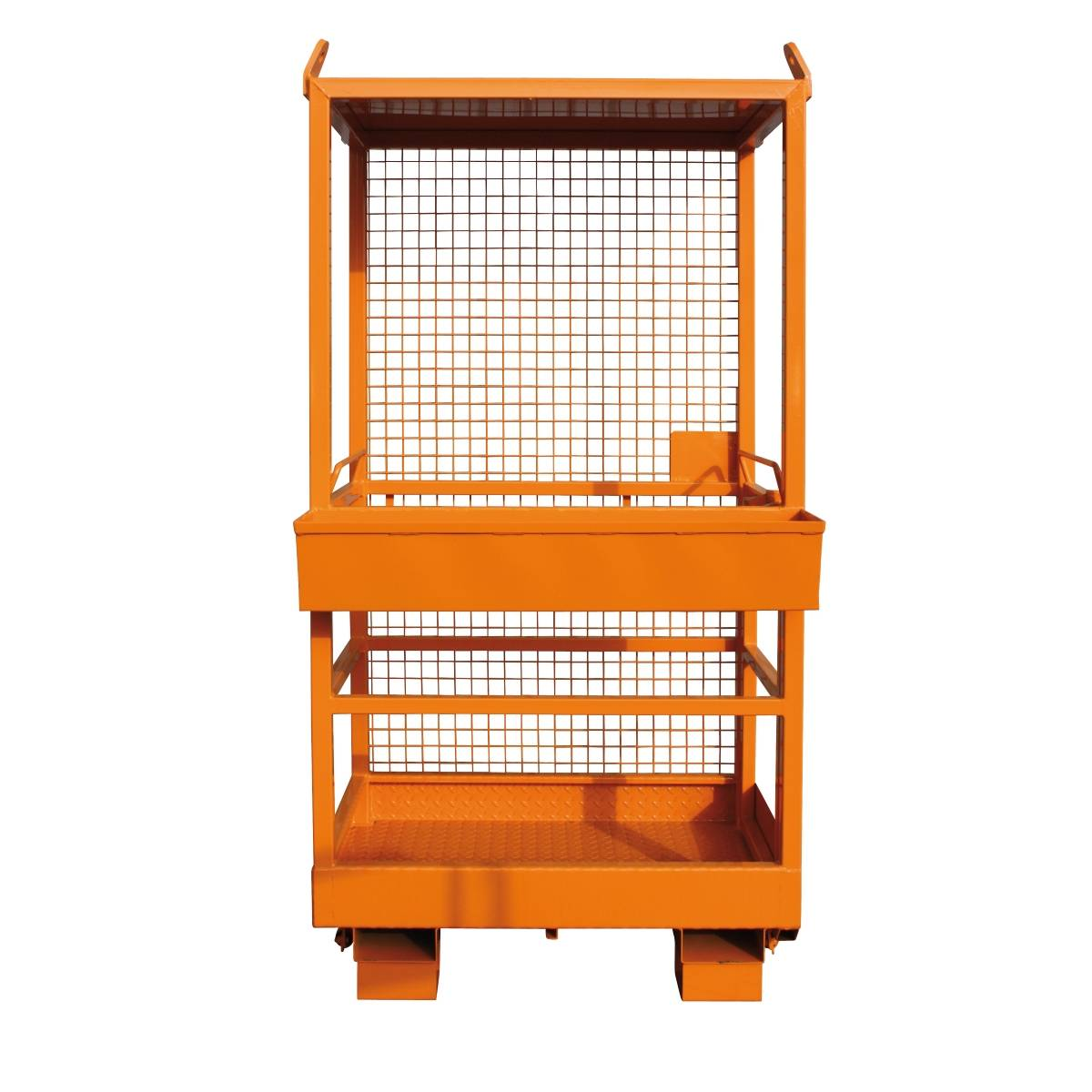 Axess Industries Nacelle de travail pour grue ou chariot élévateur   Finition Peinte