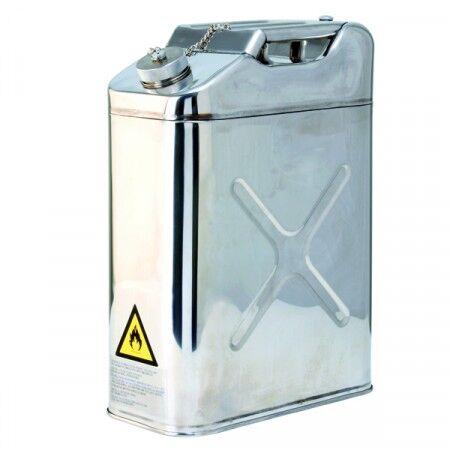 Axess Industries Jerrican de sécurité avec bouchon fileté (ADR)   Capacité 5 L