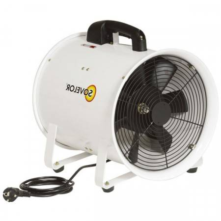 Axess Industries Ventilateur extracteur mobile professionnel