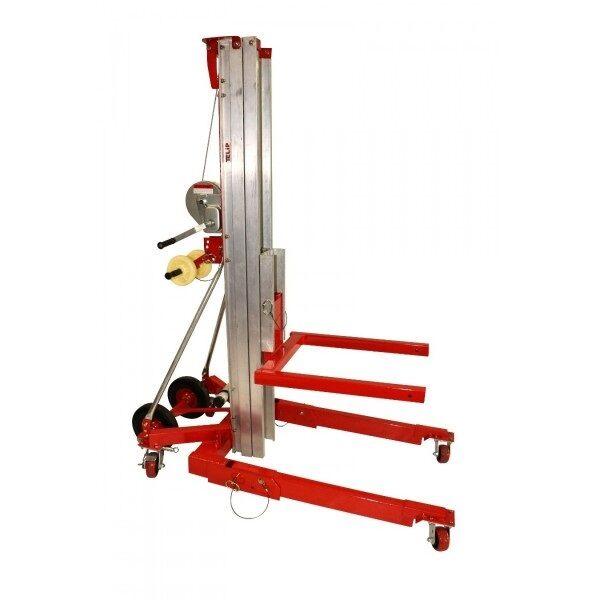 Axess Industries Gerbeur manuel télescopique charge légère   Type de treuil Simple vitesse   H...