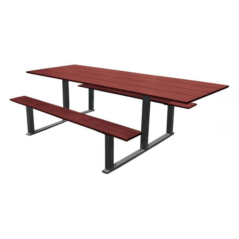 Axess Industries Table de pique-nique avec banquettes