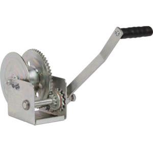Axess Industries Treuils compacts, léger et économique à frein automatique   Matière Acier zin...
