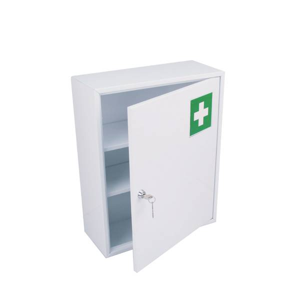 Axess Industries Armoire à pharmacie 1 porte