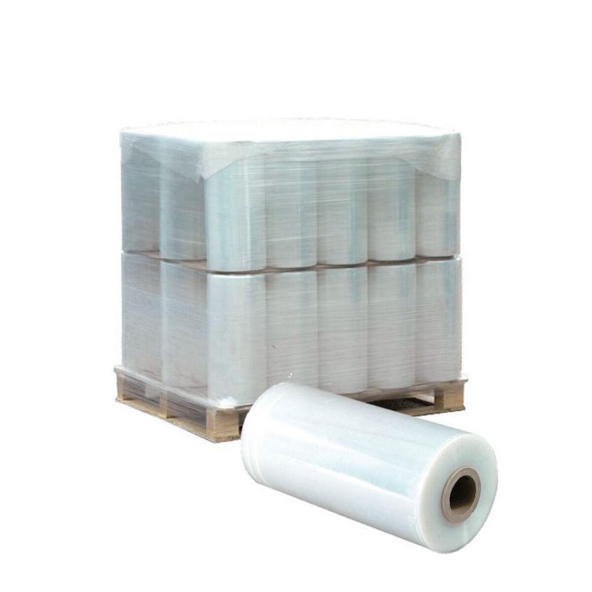 Axess Industries Film Etirable Automatique + Transparent 17 - 23 microns   Epaisseur 23 µm
