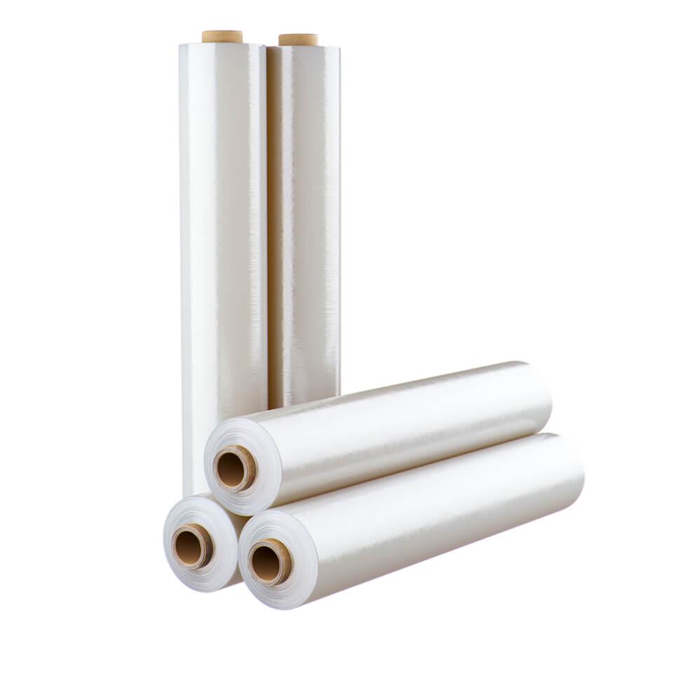 Axess Industries - 25% Film Etirable Manuel 12 microns Transparent