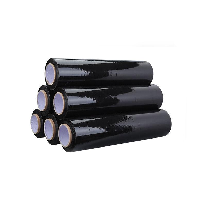 Axess Industries Film Etirable Automatique + Noir 23 microns