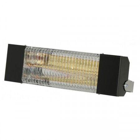 Axess Industries Chauffage électrique radiant à infrarouge   Carrosserie Epoxy noir   Puissanc...
