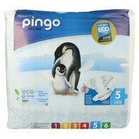 Pingo Couches Bio T5 (12-25 kg) 36 unités (T5 (12-25 kg)) - Pingo