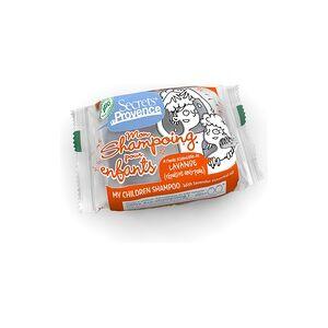 Secrets de Provence Shampoing solide huile essentielle de lavande Bio spécial enfants 85 g - Secrets de Provence - Publicité