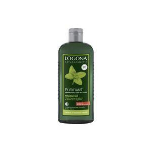 Logona Shampoing purifiant à la mélisse 250 ml - Logona - Publicité