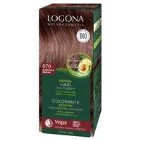 Logona Brown 070 Coloration végétale, 100 g - Logona