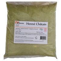 Nomade Palize Henne châtain BIO 1 kg de poudre (Chatain) - Nomade Palize