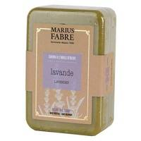 Marius Fabre Savonnette Lavande à l'huile d'olive 250 g - Marius Fabre