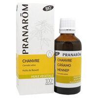 Pranarom Huiles végétales Chanvre BIO (Eco) 50 ml de huile - Pranarom