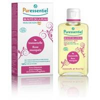 Puressentiel Huile de soin Beauté de la peau - Immortelle & Rose musquée 100 ml - Puressentiel