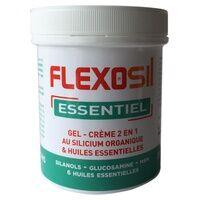 Nutrition Concept Flexosil Essentiel gel-crème , Silicium + HE 200 ml de gel - Nutrition Concept